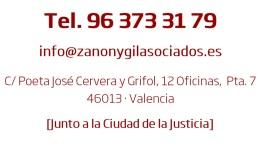 Abogado Hipoteca Valencia