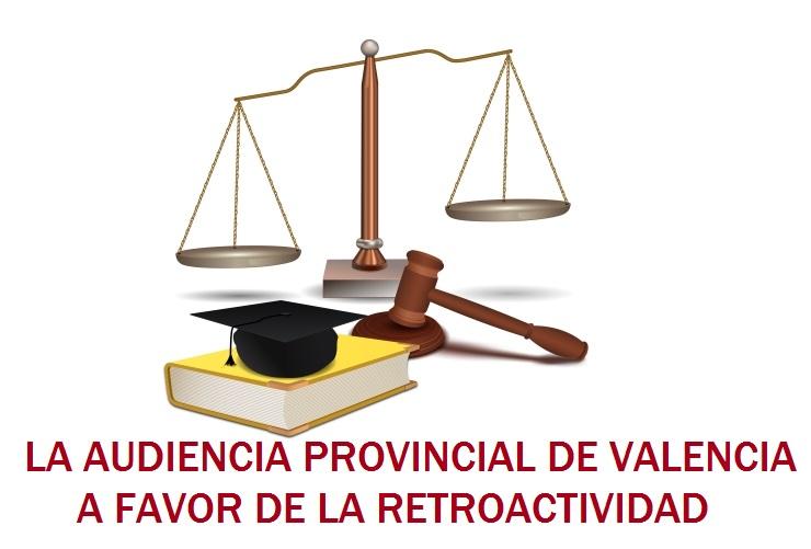 La Audiencia Provincial De Valencia Ha Fallado A Favor De